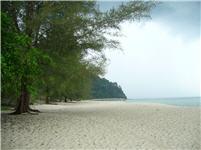 Pantai Kerachut Beach